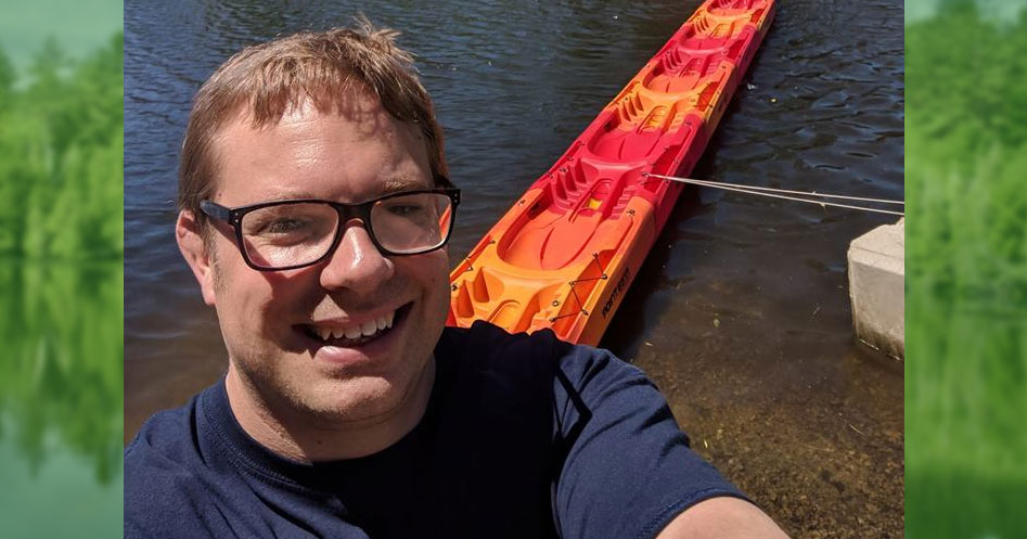 Dr. Herb loves kayaking, dragon boat racing, sailing and other time spent on the water in RI