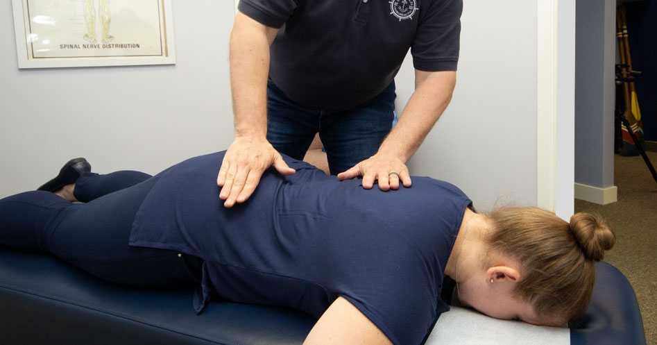 Healing adjustments to take away back pain and discomfort at Lincoln Chiropractic
